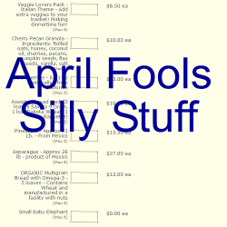 April Fools Online Pranks