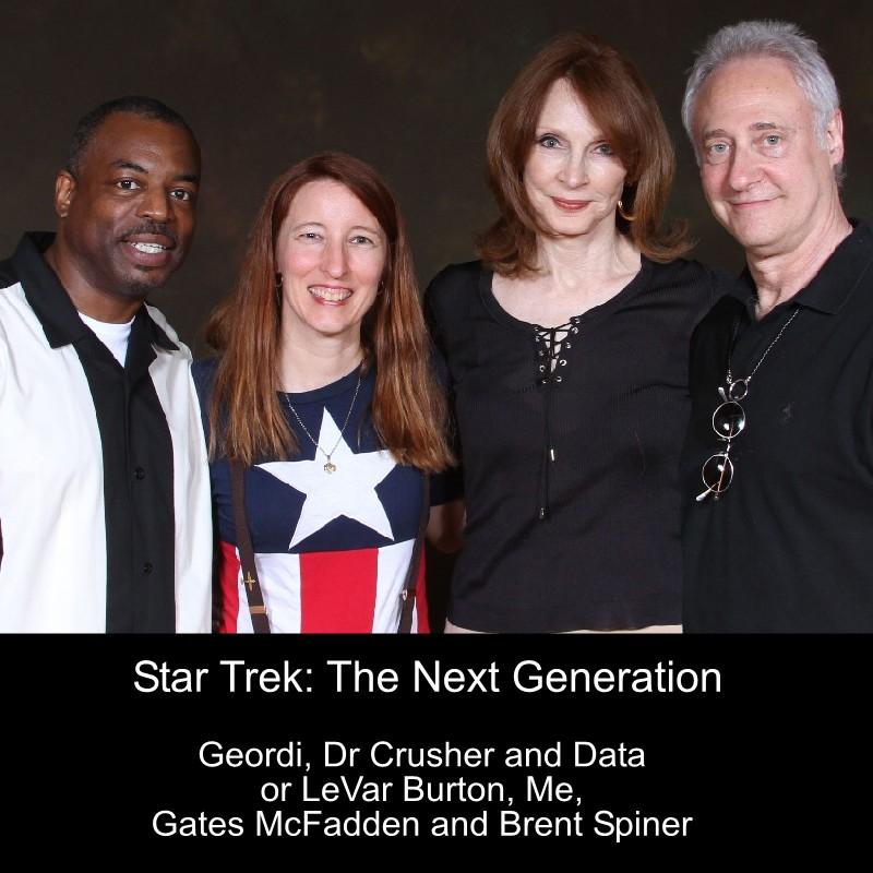 Birthday Plans and a Star Trek Theme
