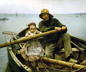 """A Helping Hand"" by Emile Renouf"